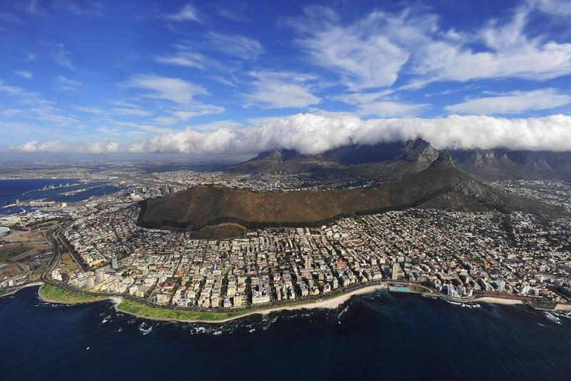 República de Sudáfrica. Ciudad del Cabo.
