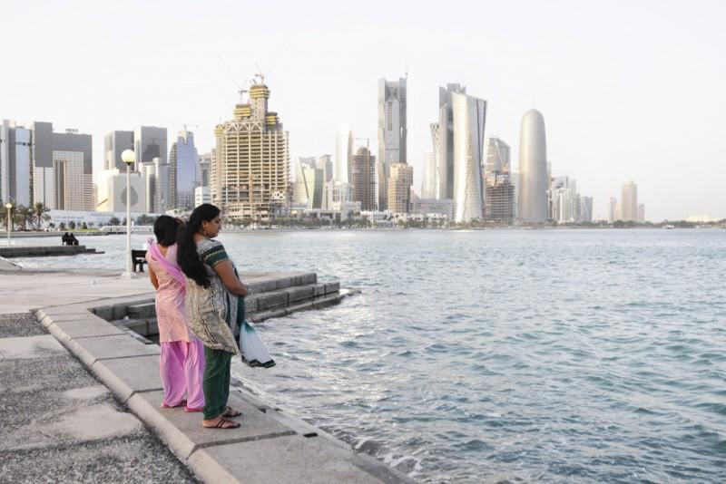 Emirato de Qatar. Doha.
