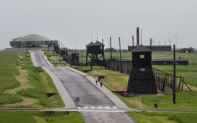 Majdanek Concentration Camp 9225
