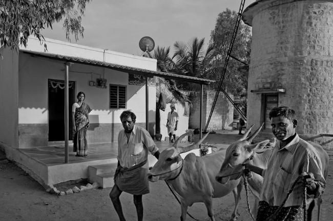 Campesinos de Bestharapalli