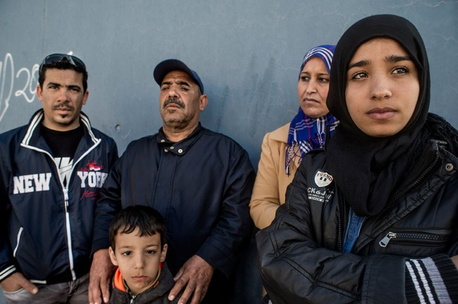 Mohamed-Yousef-niño Nourdine-Mina y Fátima 9755