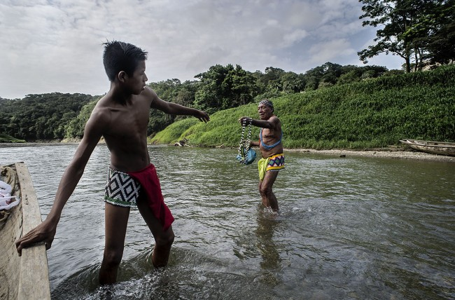 Etnia Embera - Parara Purú - Panamá 33
