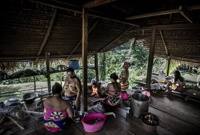Etnia Embera - Parara Purú - Panamá 81