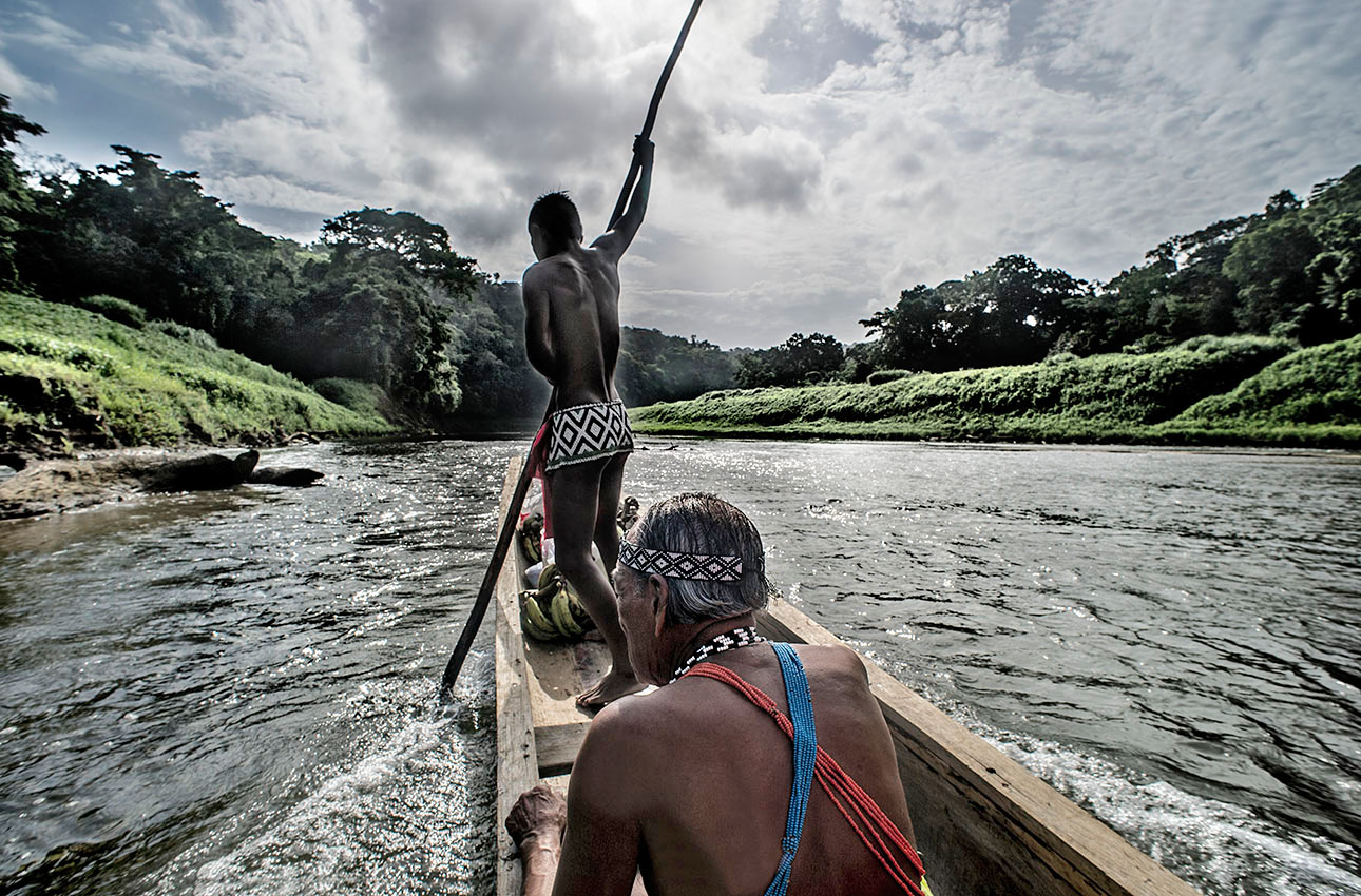 Etnia Embera - Parara Purú - Panamá 18 1