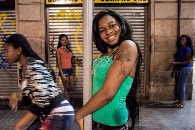 videos de prostitutas rumanas prostitutas en nou barris