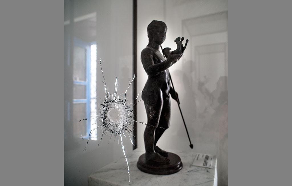 Túnez - Museo Del Bardo - Sala De Hércules Y Dionisos 05