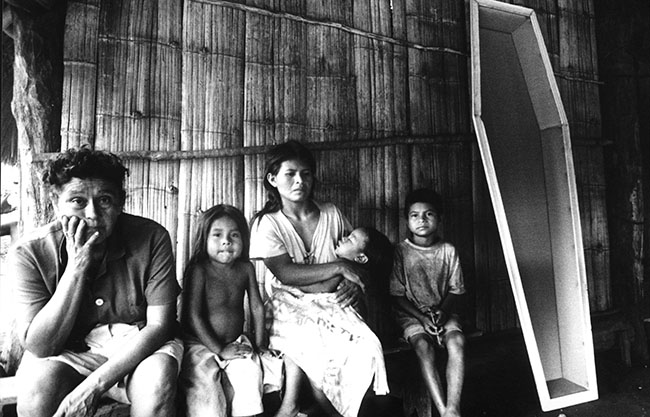 The Guarani have one of the highest suicide rates in the world.