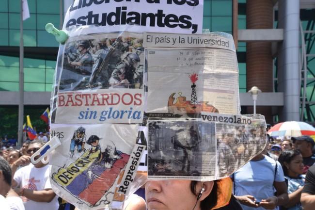 Marcha Estudisntes #12 M